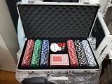 maletín de póker nuevo sin estrenar - foto