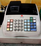 Maquina registradora Olivetti ECR 7700 - foto