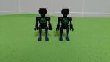 Robots playmobil - foto
