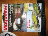 LOTE de 37 revistas de MAQUETREN - foto
