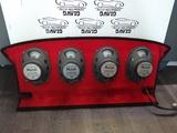 Bandeja trasera Seat Ibiza 6L Tuning - foto