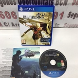 juego ps4 final fantasy type-o hd - foto