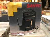Walkman sanyo radio cassette - foto