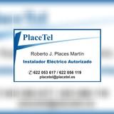 PLACETEL_Inst. Eléctricas , boletines,.. - foto