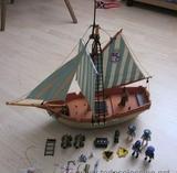 Barco Goleta playmobil 3740 - foto