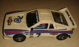 Coche scalextric Lancia - foto