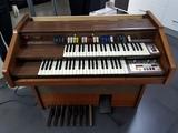 precioso organo farfisa perfecto estado. - foto