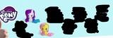 My little pony figuras - foto