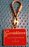 Antiguo Llavero Garciablanco - foto