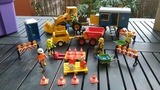 Gran lote construcciÓn playmobil - foto
