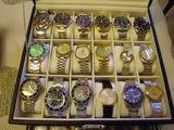 Relojes de distintas marcas - foto