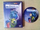 Monstruos S.A - Disney - DVD - foto
