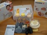 Extractor de leche electrico Medela - foto