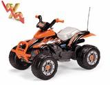 Quad juguete T-REX electrico a bateria - foto