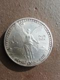 onza de plata 1992 mexico - foto