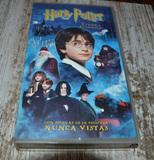 VHS Harry Potter y la Piedra Filosofal - foto