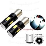 2x bombillas led canbus py21w ba15s 80w - foto