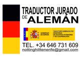 Traductor jurado alemÁn - foto