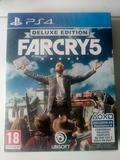far cry 5 deluxe edition precintado - foto