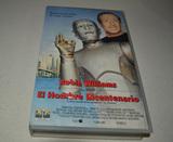 El hombre Bicentenario VHS - foto