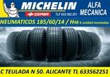 neumáticos 185/60/14; 48 e nuevos montad - foto
