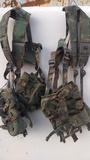 Chaleco táctico ejército - foto