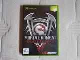 Mortal Kombat Deadly Alliance Xbox - foto