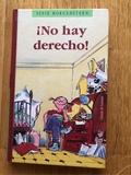 LIBRO INFANTIL ¡NO HAY DERECHO! - foto