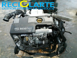 Motor opel astra g y22dtr - foto