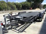 Plataforma rampa portavehiculos - foto