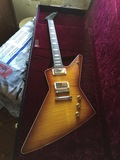Gibson 1958 Explorer Figured Top Ice - foto