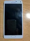 Samsung Galaxy Note 4 Blanco - foto