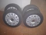 4 ruedas 185/60 r14 - foto