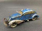 Citroën de chapa a cuerda años 40 - foto