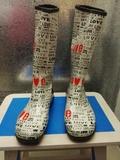 botas de agua mujer - foto