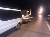 robado Remolque transporte - foto