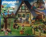 Playmobil cabania del bosque 4207 - foto