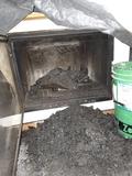 limpieza de chimenea de leña Mateo Pérez - foto