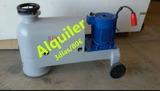 ALQUILER PULIDORA INDUSTRIAL 5. 5CV 220V - foto