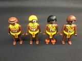 indígenas playmobil - foto