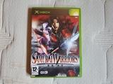 Samurai Warriors Xbox - foto