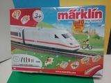 tren eléctrico a distancia -märklin - foto