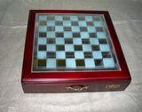 juego de ajedrez cristal - foto