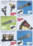 microfonos de estudio & AUDIO STOCK BDN - foto