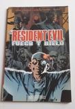 Cómics  resident evil fuego y hielo - foto