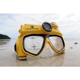 Gafas de buceo con cámara incorporada - foto