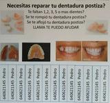 reparación y confección de dentaduras - foto