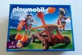 Playmobil catapulta - foto