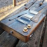 Cigar Box Guitar Loluthier Custom LP - foto