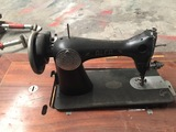 maquina de coser antigua - foto